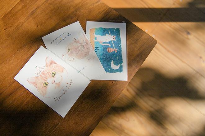 子分ブログ3_ポストカード